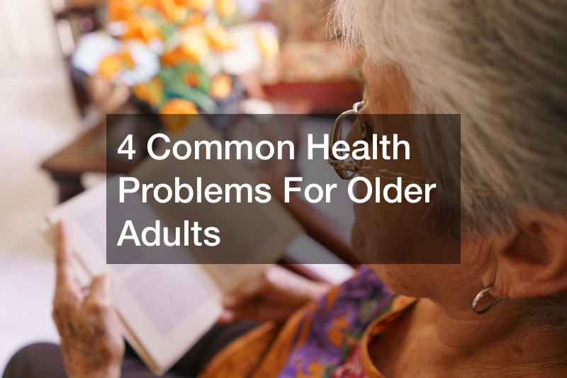 Health promotion topics for older adults